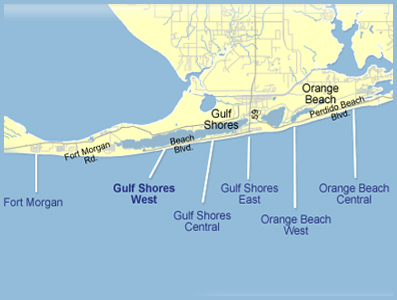 Gulf Shores Vacation Rentals - Orange Beach Vacation Rentals